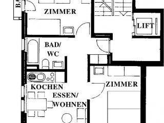 2 bedroom Apartment in Saas-Fee, Valais, Switzerland : ref 5034824