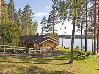 4 bedroom Villa in Leppävirta, Northern Savo, Finland : ref 5034048