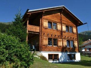 5 bedroom Apartment in Breíl, Canton Grisons, Switzerland : ref 5034021