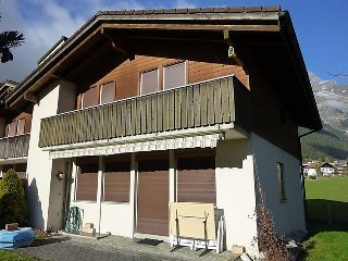 3 bedroom Apartment in Gerschnialp, Obwalden, Switzerland : ref 5032118