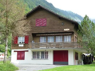 3 bedroom Apartment in Gerschnialp, Obwalden, Switzerland : ref 5032102