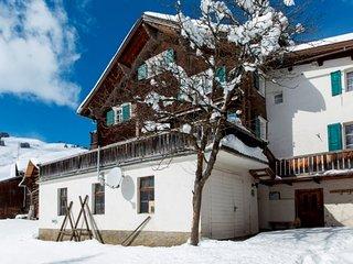 3 bedroom Apartment in Lumbrein, Canton Grisons, Switzerland : ref 5031562