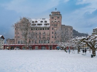 Interlaken Apartment Sleeps 2 with Air Con and WiFi - 5031981