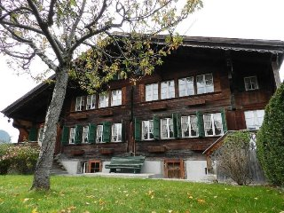 3 bedroom Apartment in Unter-Gstaad, Bern, Switzerland : ref 5031160