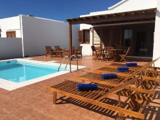3 bedroom Villa in Playa Blanca, Canary Islands, Spain : ref 5030769
