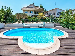 4 bedroom Villa in Caldes de Montbui, Catalonia, Spain : ref 5030314