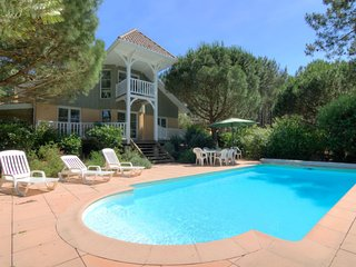 3 bedroom Villa in Lacanau, Nouvelle-Aquitaine, France : ref 5029210