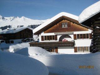 2 bedroom Apartment in Meierhof, Canton Grisons, Switzerland : ref 5029074
