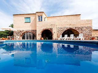 4 bedroom Villa in Viladecavalls, Catalonia, Spain : ref 5026597