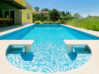 4 bedroom Villa in Krizine, Istria, Croatia : ref 5026001