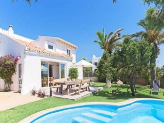 4 bedroom Villa in Cala Serena, Balearic Islands, Spain : ref 5000870