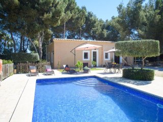 3 bedroom Villa in Cala Ferrera, Balearic Islands, Spain : ref 5000845
