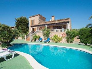 4 bedroom Villa in s'Horta, Balearic Islands, Spain : ref 5000809