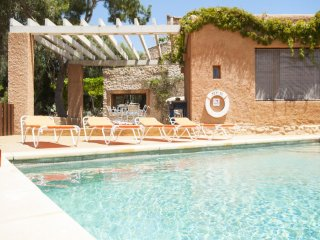 5 bedroom Villa in Cas Concos, Balearic Islands, Spain : ref 5000786