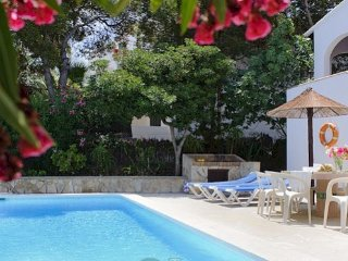 5 bedroom Villa in Cala Egos, Balearic Islands, Spain : ref 5000769