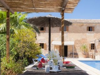 6 bedroom Villa in Cas Concos, Balearic Islands, Spain : ref 5000753