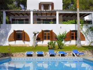 5 bedroom Villa in Cala d'Or, Balearic Islands, Spain : ref 5000749