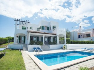 4 bedroom Villa in Cala Egos, Balearic Islands, Spain : ref 5000737