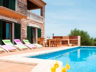 4 bedroom Villa in s'Alqueria Blanca, Balearic Islands, Spain : ref 5000721