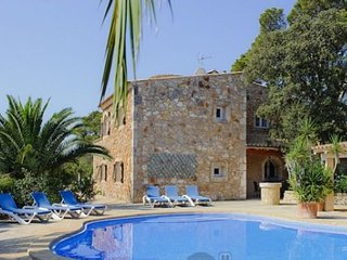 4 bedroom Villa in Cas Concos, Balearic Islands, Spain : ref 5000705