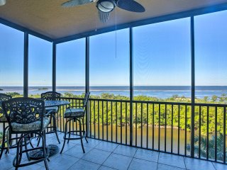 NEW! 3BR Punta Gorda Condo w/ Gulf Views & Patio!