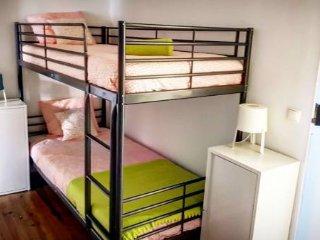 Center - Lisboa Garden 2-Bed Private Room