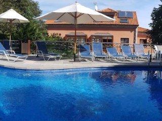 Apartamento con piscina para 6 personas a 150 mts de la Playa 1ª Planta