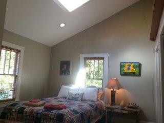 Farmhouse Master Bedroom Suite