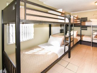 One Twin bed in 10 Beds - ^902 Mixed Dormitory room