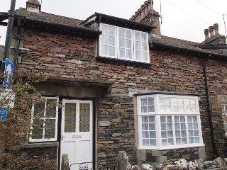 Ambleside Cottage, 3 bedrooms sleeping 5
