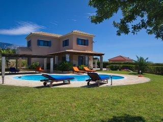 Villa Aeolus, Spartia, Kefalonia