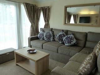 Atlanta mobile home 21, delightful terrace, near Ullswater Ref 972489