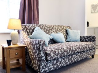 DASHWOOD, open-plan, contemporary, cosy retreat, in Watchet, Ref. 952505