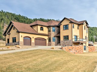 NEW! Lavish 5BR Sturgis Home w/Hot Tub & Game Room