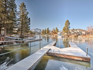 NEW! Waterfront 4BR House on Lake Tahoe w/ Dock!