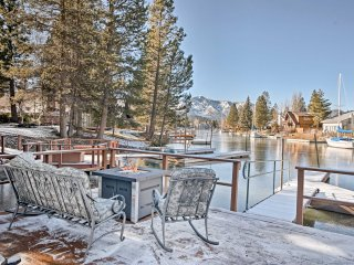 Tahoe Keys Home 15 Mins From Heavenly Resort Lifts