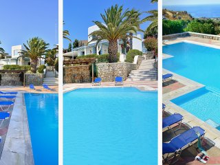 5* infinite sea-view 4 BR villa with private hot jacuzzi in ideal location