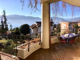 Virginia apartment in Verbania Pallanza