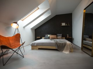 Luxury loft style Penthouse E197 in Heart of Gdansk
