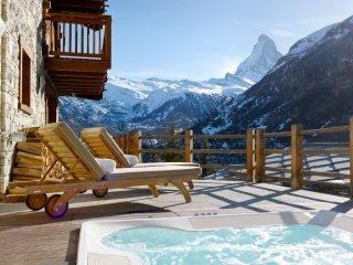 *Best Rates* Luxury Chalet With 6 Bedrooms Sleeping 12 In Central Zermatt