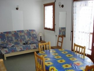 2 rooms 5 people 2épis exposed South-East