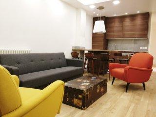 Appt. renove 3 vrais chambres A/C - Montmartre - Metro