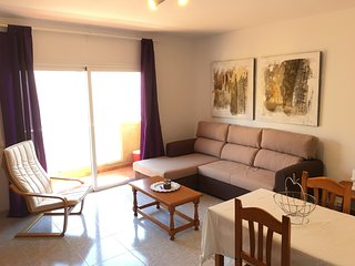 large apartment in the centre of Corralejo