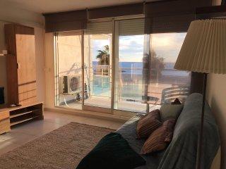 115A - Apartamento con vistas frontales al mar Edif. Mº Blanca Paseo Maritimo