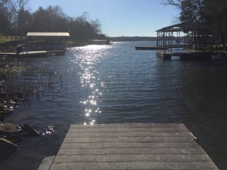 Upscale 3BR on Old Hickory Lake w/Private Dock and Hot Tub, Close to Nashville