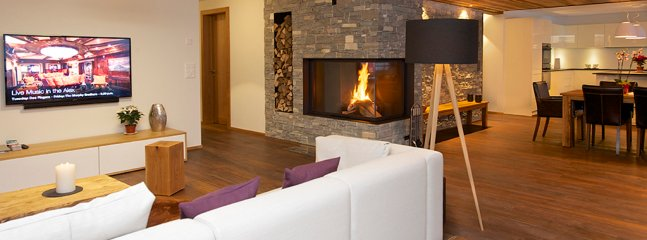Luxury Chalet With 5 Bedrooms Sleeping 10 In Central Zermatt