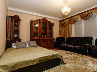 3 Rooms Apartment in the Centre of Moscow