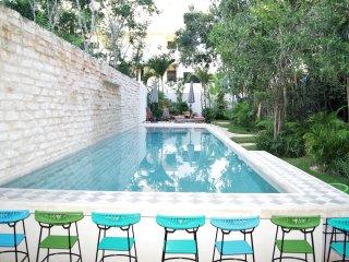 Chic Tulum Garden Home - Azara Luxury Residences 101 by TA