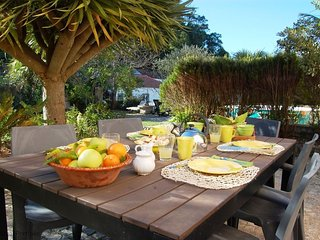 Villa SantaIria - Sleeps up to 10, near Sintra and Cascais