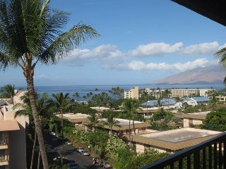 6th Floor View from Across the Street from Kamaole Beach Park II